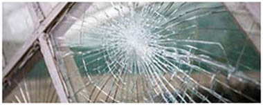 Holloway Smashed Glass